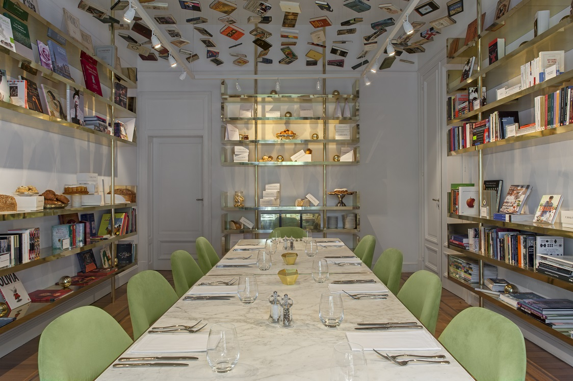 Wood food los bares y rest s porte os con boiseries m s for Casa musica microcentro