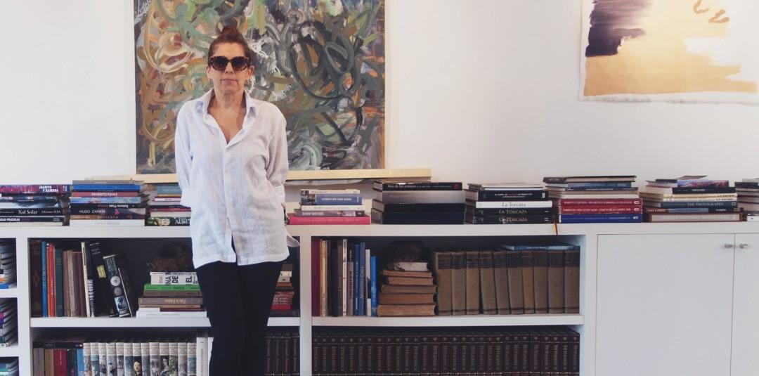 Mar a casado la galerista que convirti su casa en una - Galerista de arte ...