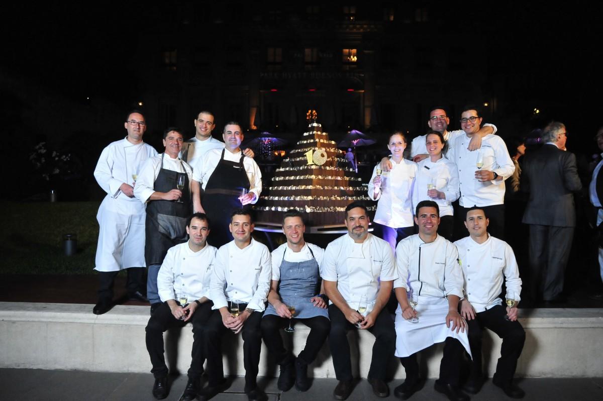 Chefs invitados y Chefs