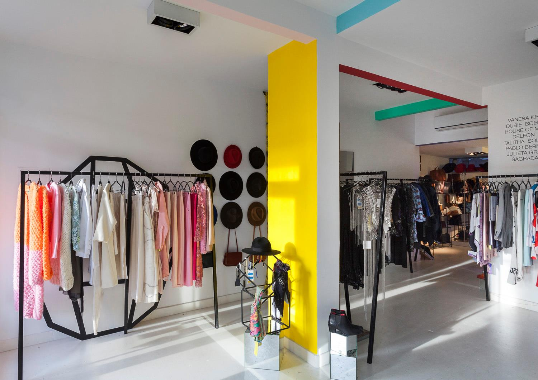 cinco locales y tiendas de ropa y de dise o para recorrer