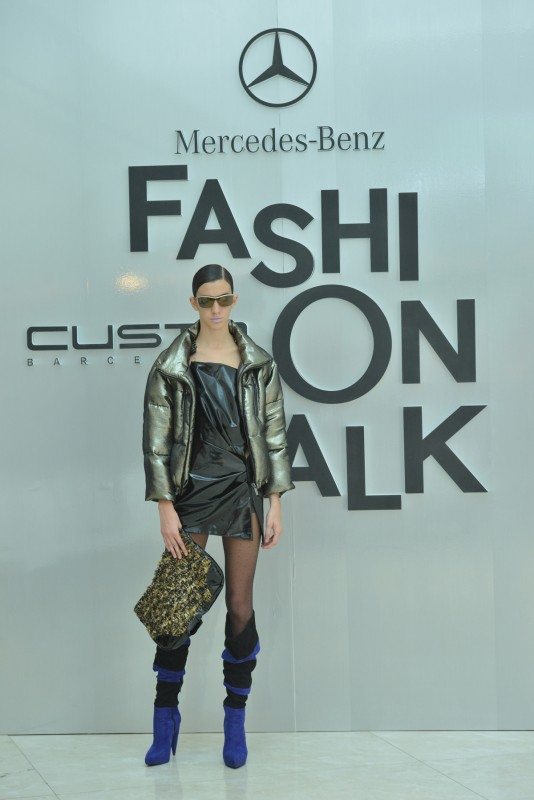 Mercedes-Benz Fashion Talk. Foto 1