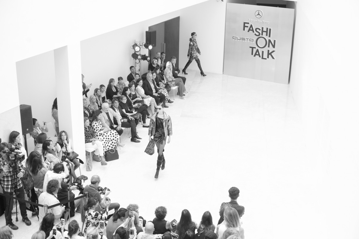 Mercedes-Benz Fashion Talk. Foto 3