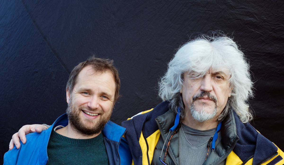 Alexander Ponomarev y Tomás Saraceno