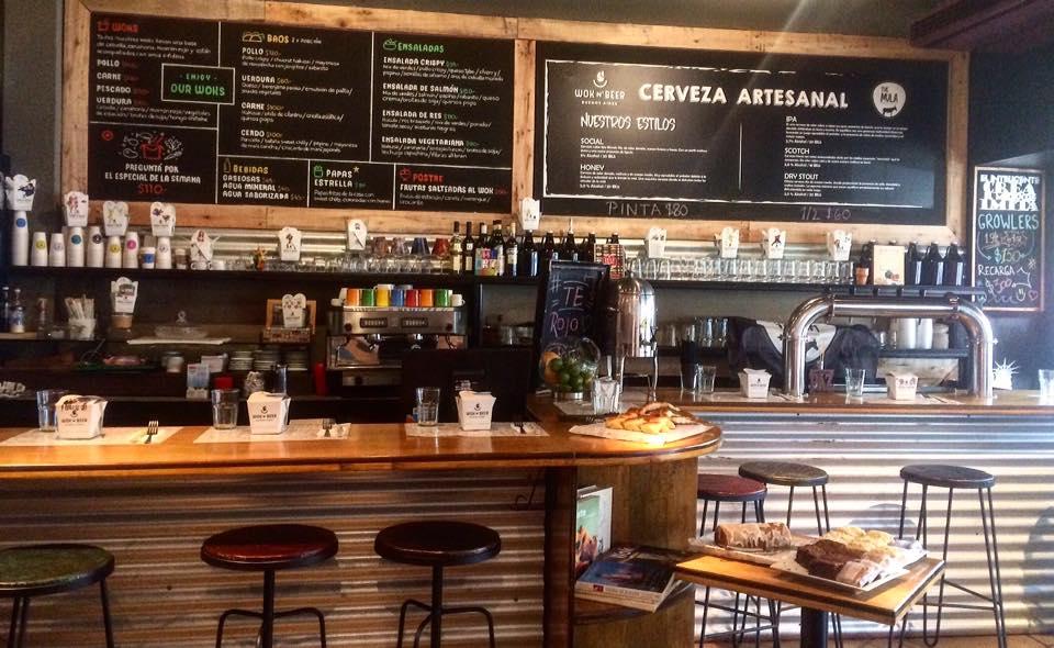 Qu hay de nuevo chinatown de belgrano cervecer as for Muebles para pub