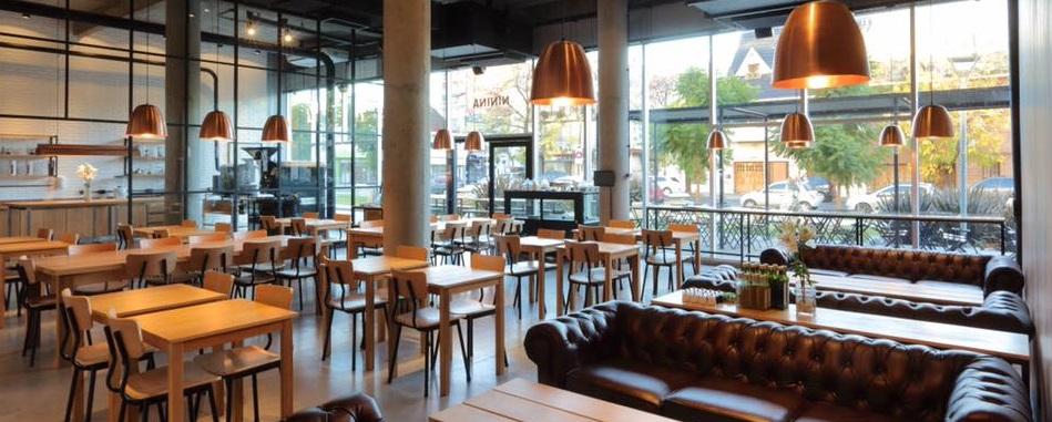 Donado holmberg un territorio ultra moderno en plena for Fachadas de restaurantes modernos