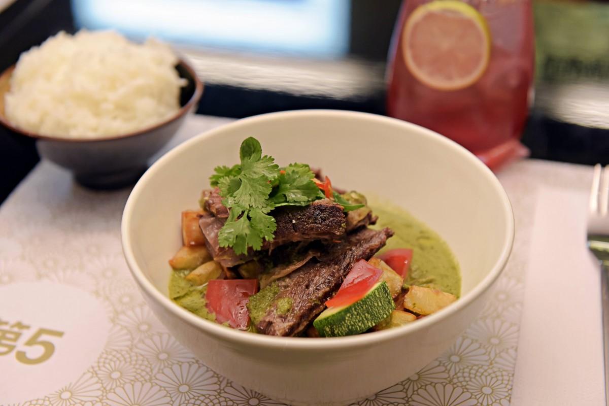 Curry VerdeEl Quinto