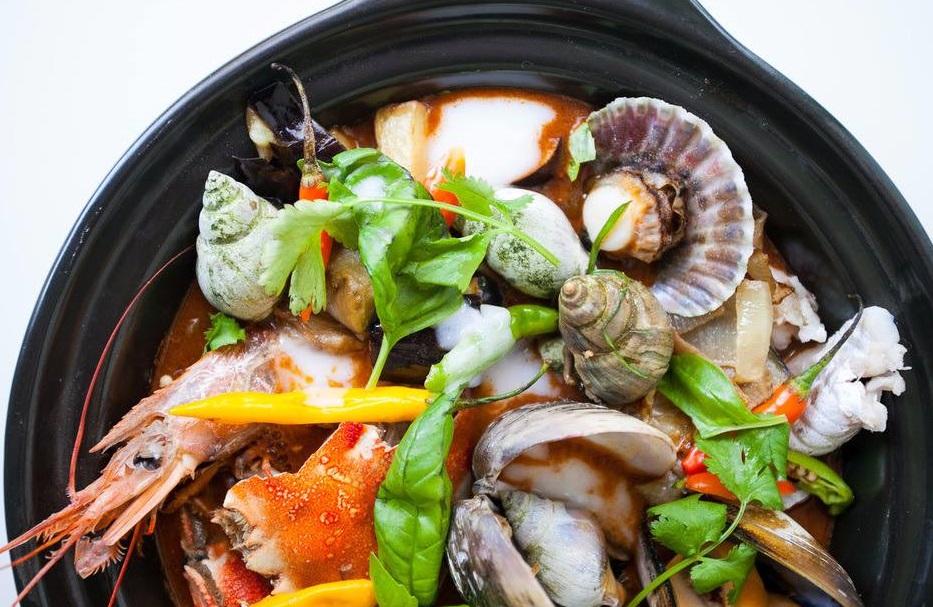 Curry de Panang en Sudestada