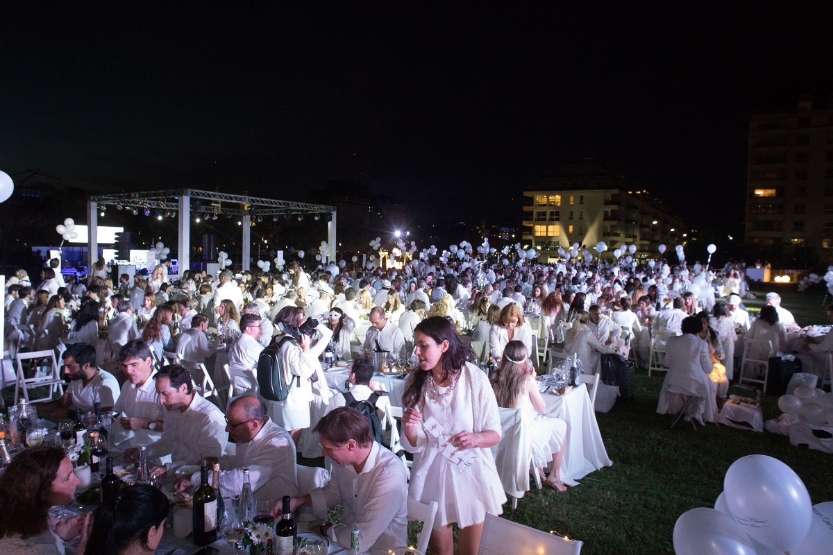 Diner en Blanc 2017 Buenos Aires photo Malcolm MacGibbon_408A7981