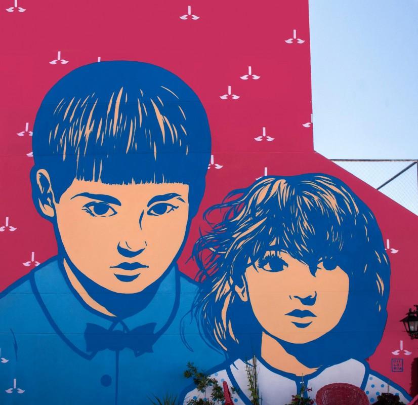 Niños Azules 33+30 - Poe Bar - 2014