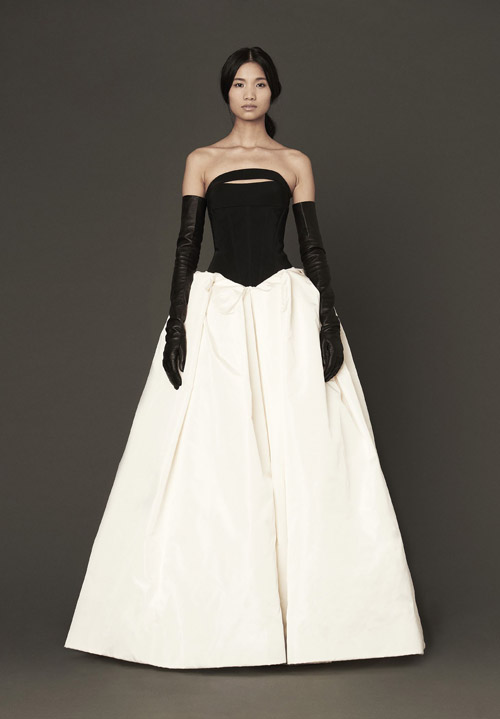 vera-wang-black-and-white-wedding-dress-spring-2014-2