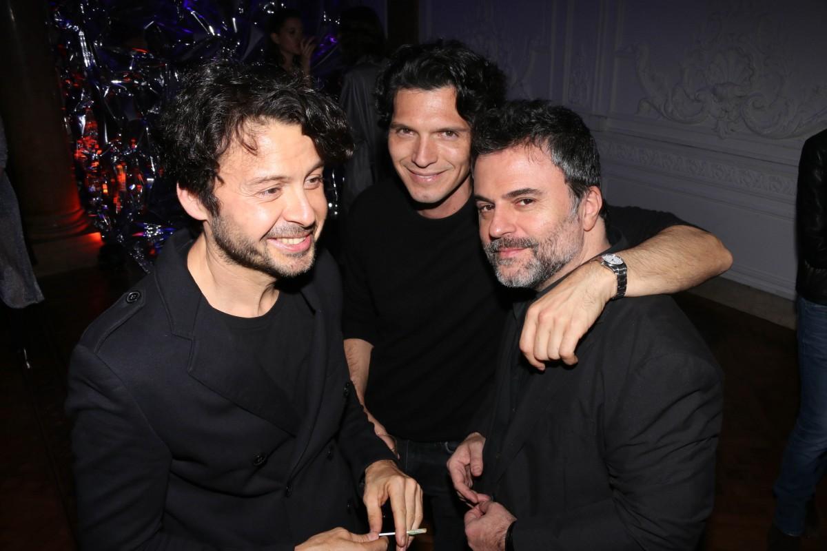 Wally Diamante + Facundo Garayalde + Diego Radivoy