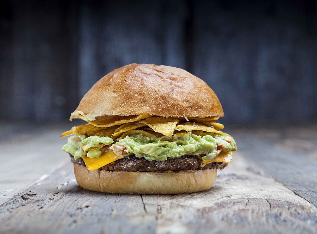 The Burger Company - Mexican Burger