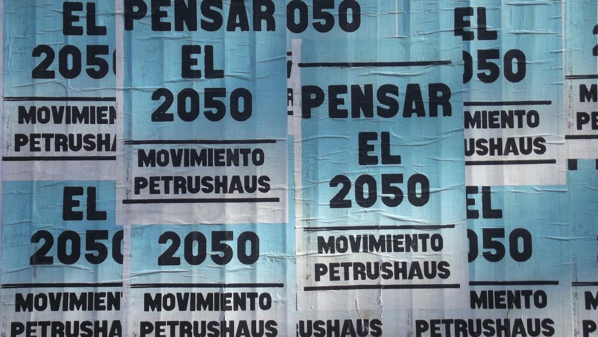 PENSAR EL 2050