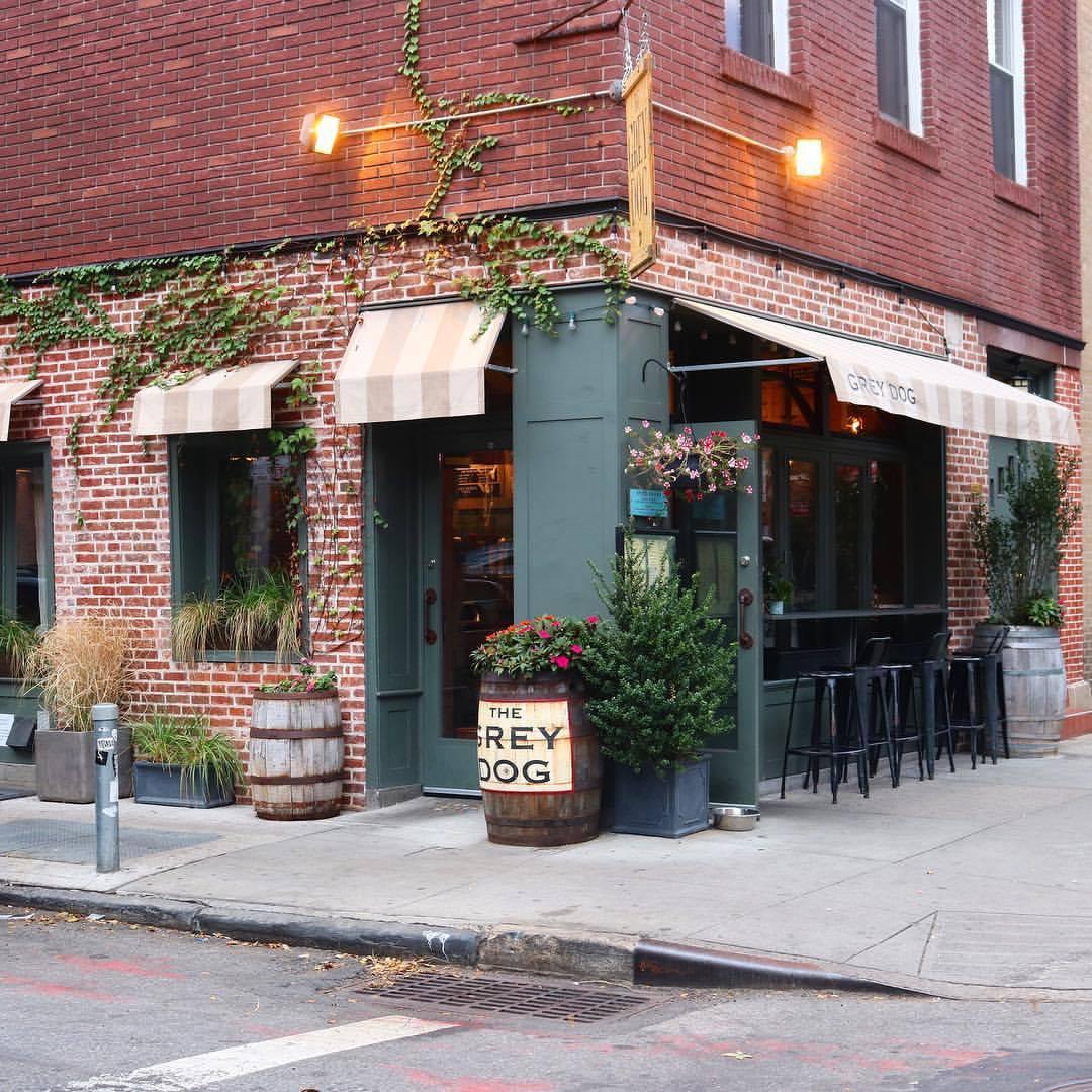 Grey Dog Bedford And Carmine : Nueva york un coffee por barrio sol di vito