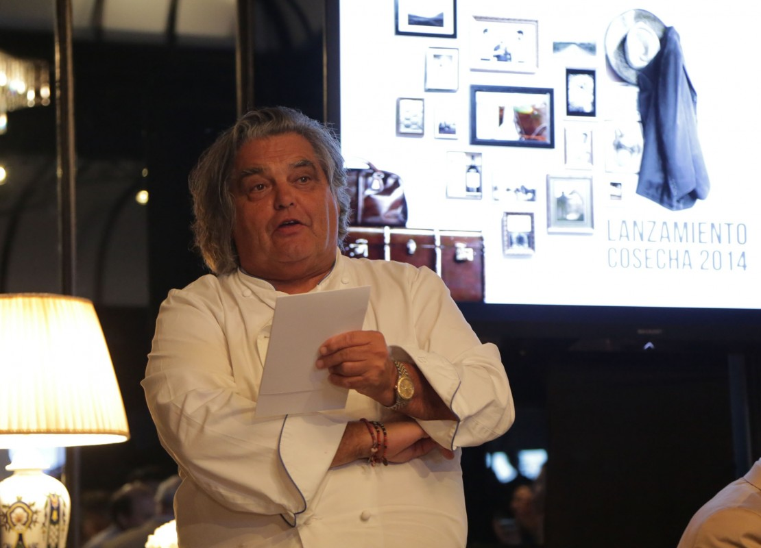 Jean-Paul Bondoux _Menú Presentación CDA 2014