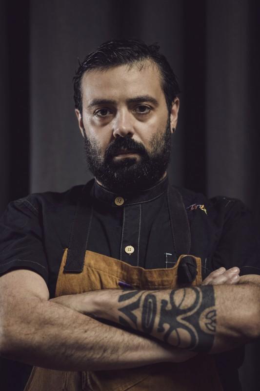 Pablo Tagliaferro - Jefe de Pastelería