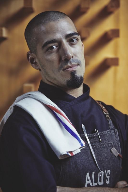 Pablo Savio - Cocinero