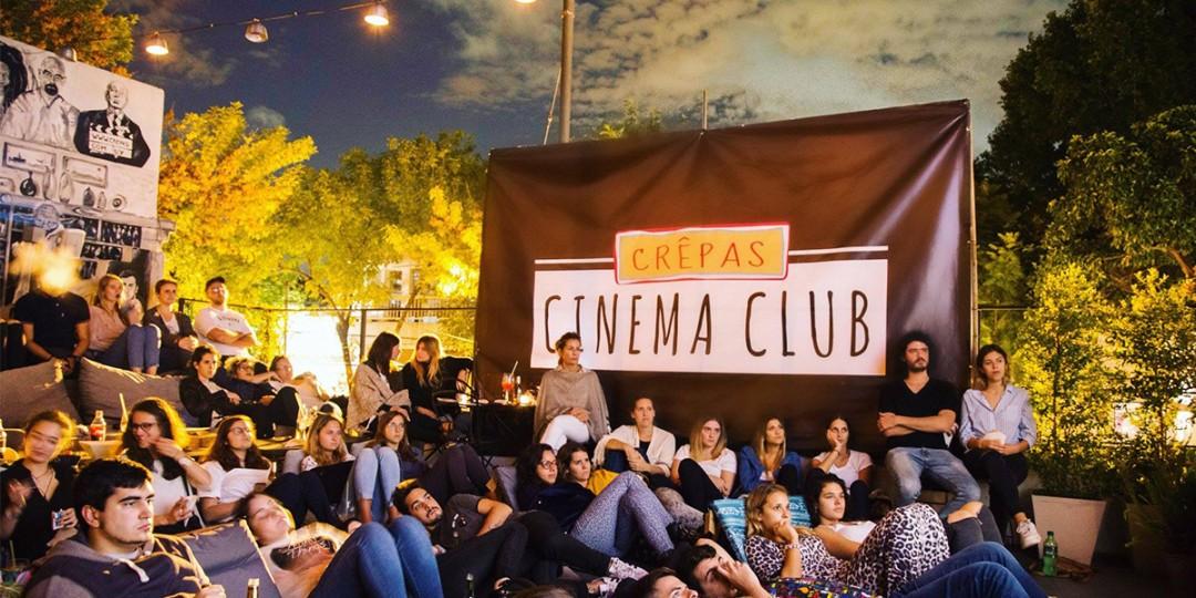 Es plan cine bajo las estrellas en la terraza de crepas for Cine las terrazas