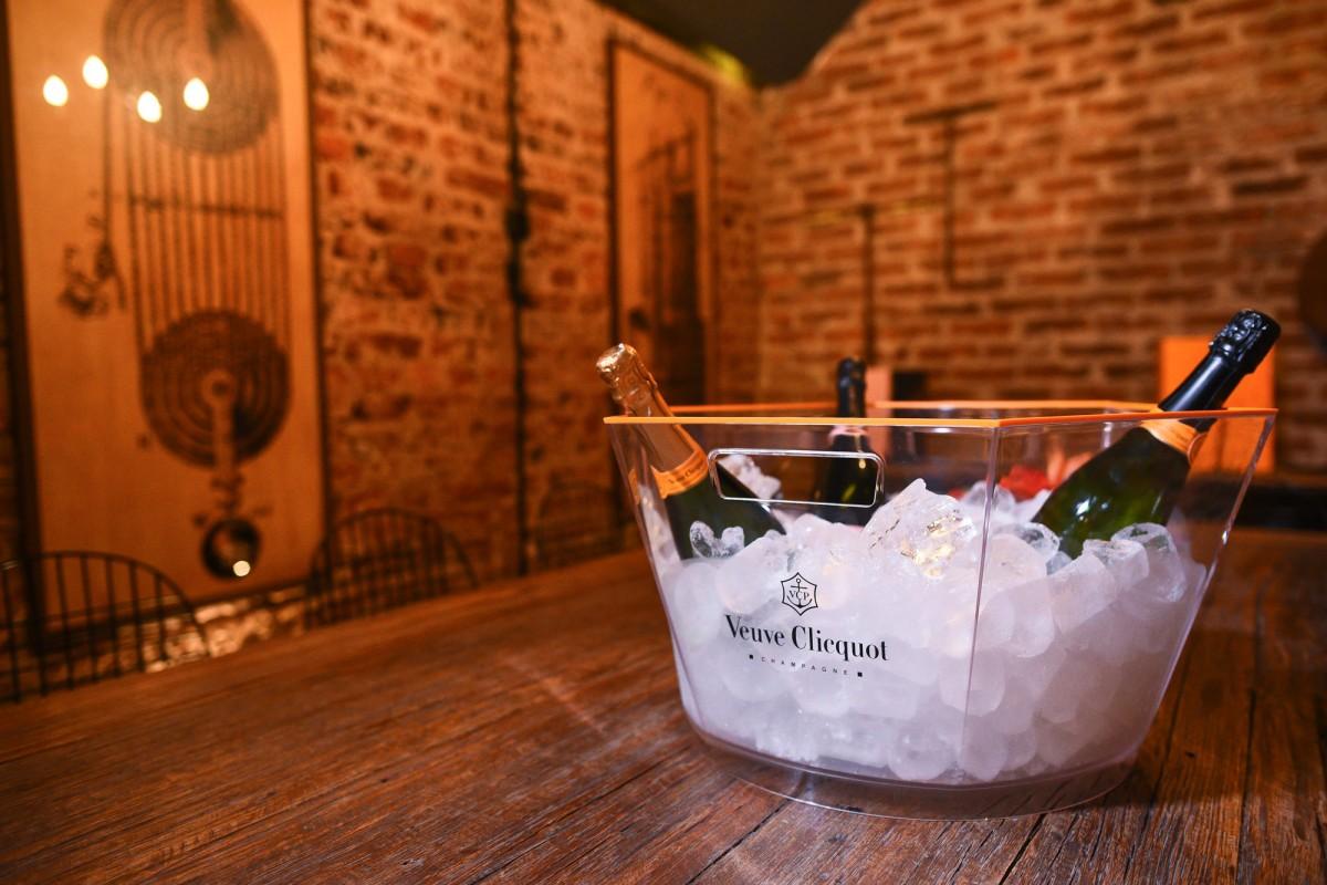 La Cava de la Maison Moët Hennessy_Veuve Clicquot