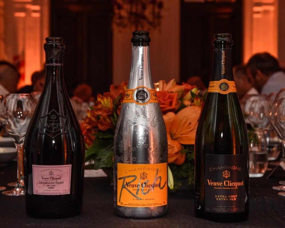 VC La Grande Dame Rosé_Veuve Clicquot Rich_Veuve Clicquot Extra Brut Extra Old