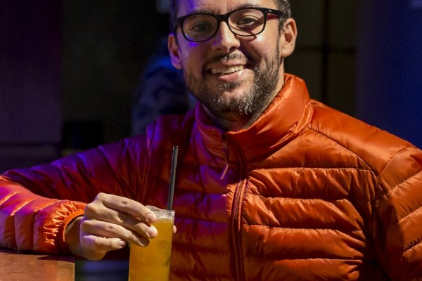 14/07/18 - Bebidas con ron en el bar Cumaco, en Palermo. Credito: Maria Amasanti