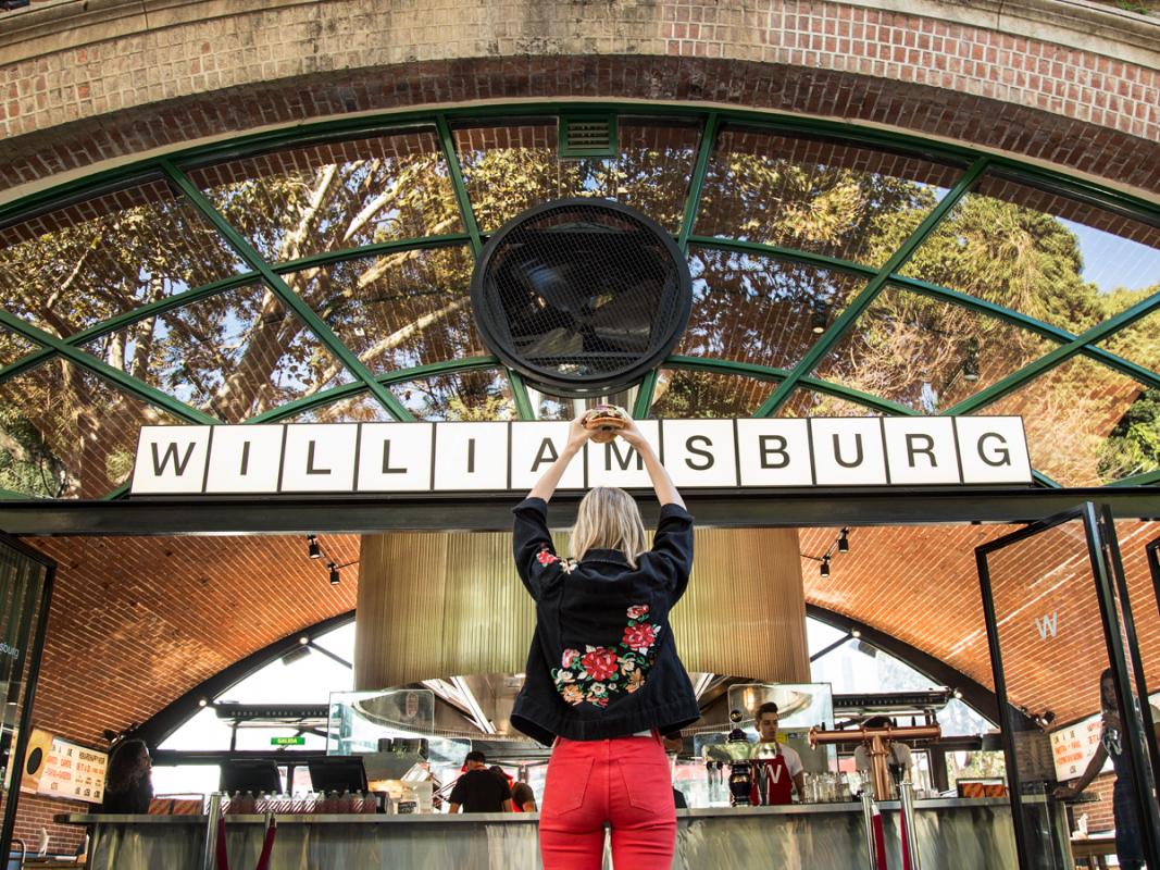 Williamsburg Infanta