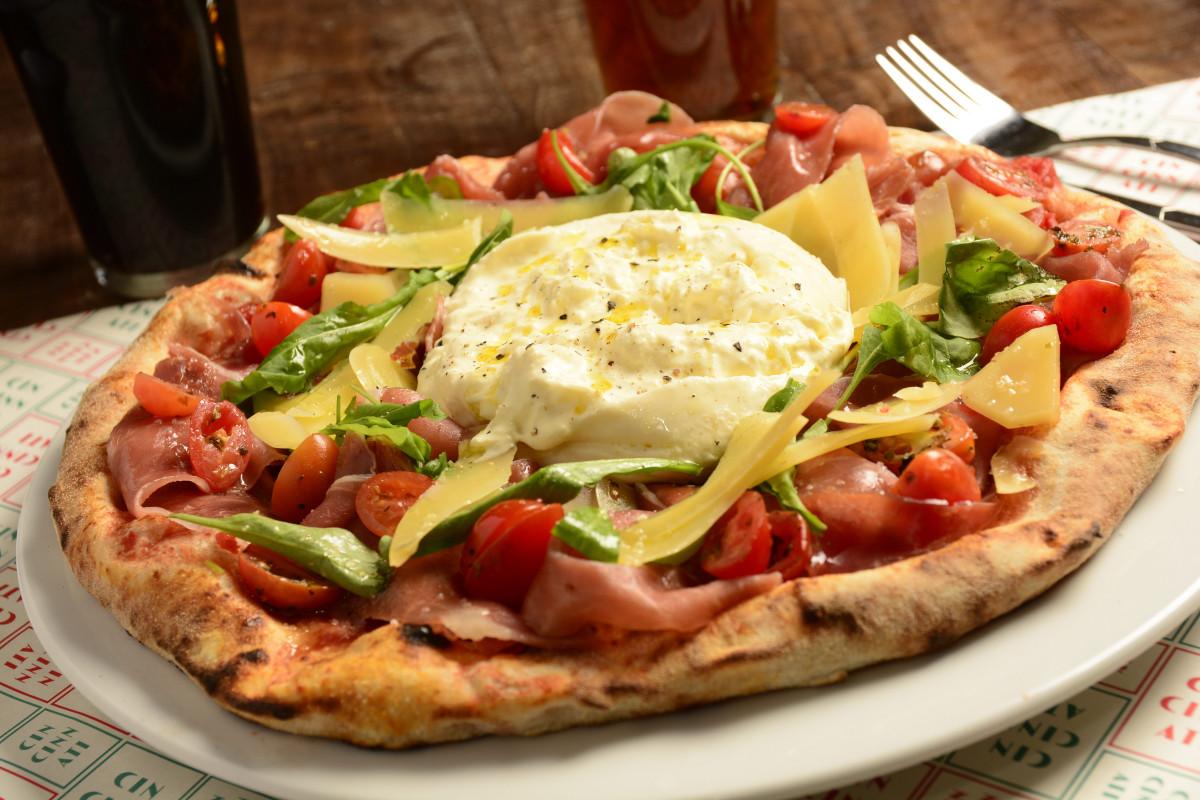 Cincinnati Pizza 1